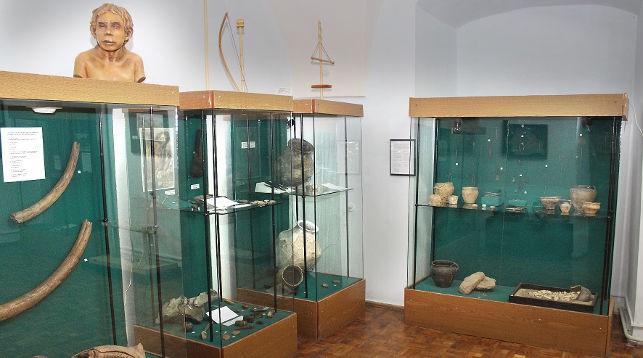 Из экспозиции Музея Белорусского Полесья. Фото Пинского горисполкома