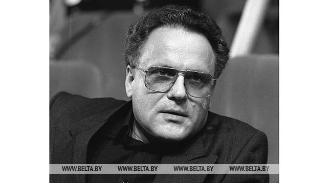 Народный артист России Николай Еременко-младший
