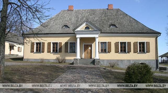 Дом-музей Адама Мицкевича в Новогрудке. Фото из архива