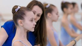 Фото Академии танца Бориса Эйфмана