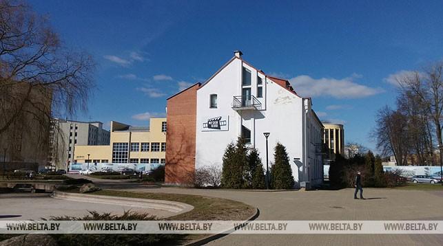 Музей истории белорусского кино. Фото из архива