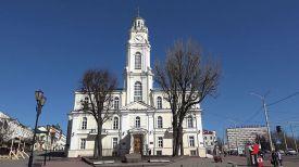 Витебский областной краеведческий музей. Фото YouTube