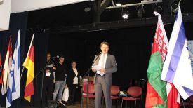 Владимир Скворцов. Фото посольства Беларуси в Израиле