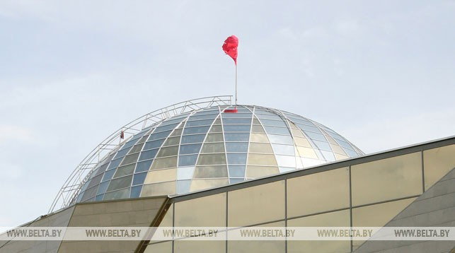 Белорусский государственный музей истории Великой Отечественной войны. Фото из архива