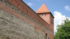 Лидский замок. Фото из архива