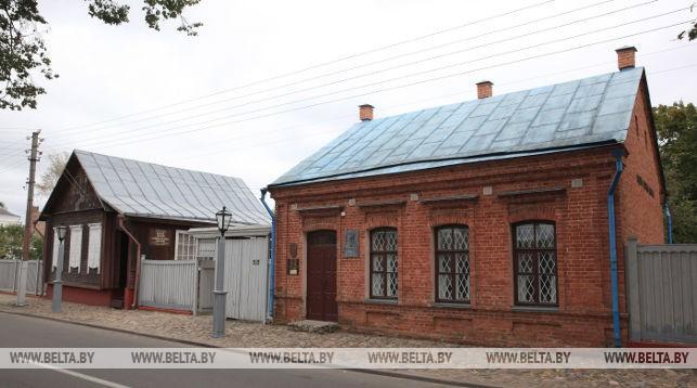 Дом-музей Марка Шагала в Витебске. Фото из архива