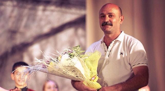 Алан Габараев. Фото из VK-аккаунта Ансамбль Народного Танца БОНВАРНОН