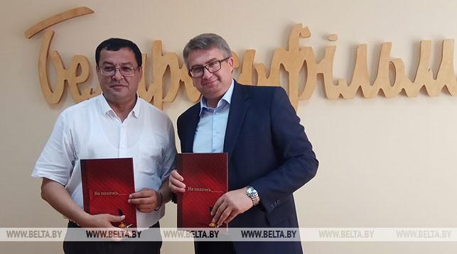 Фотих Джалалов и Владимир Карачевский