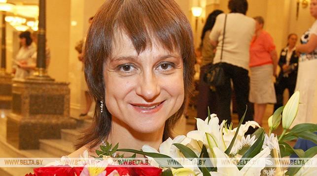 Инесса Душкевич. Фото из архива