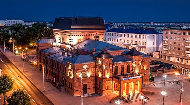 Фото Могилевского областного драматического театра