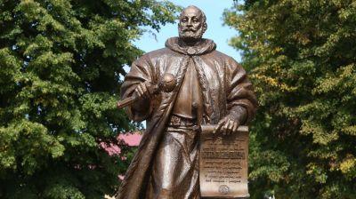 Памятник Льву Сапеге в Слониме