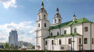 Свято-Духов кафедральный собор в Минске. Фото из архива
