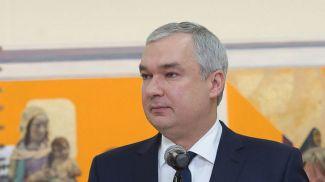 Павел Латушко. Фото из архива
