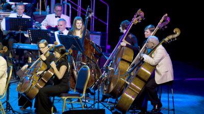 Лондонский Королевский филармонический оркестр. Фото crocus-hall.ru