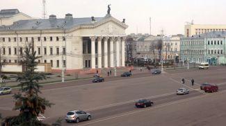 Гомельский областной драматический театр. Фото из архива