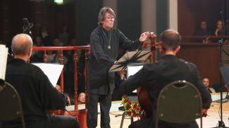 Юрий Башмет во время концерта. Фото из архива