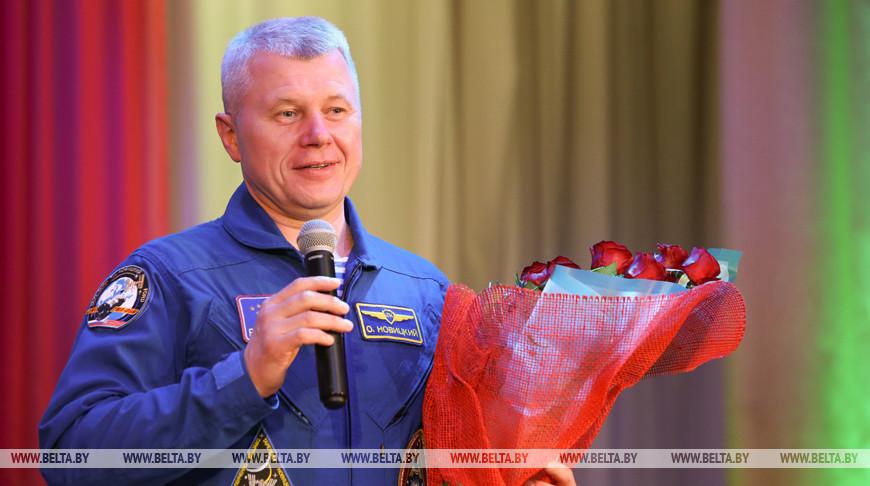 Олег Новицкий. Фото из архива