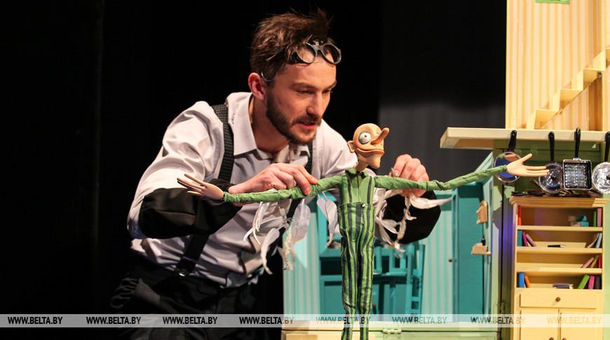 Брестский и Тульский театры кукол обменяются гастролями