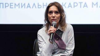 Наталья Карчевская. Фото организаторов фестиваля