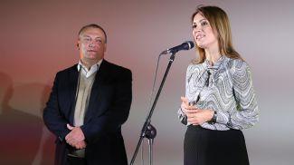 Павел Скалабан и Наталья Карчевская