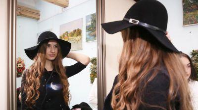 Дарья Войтукевич готовится к показу