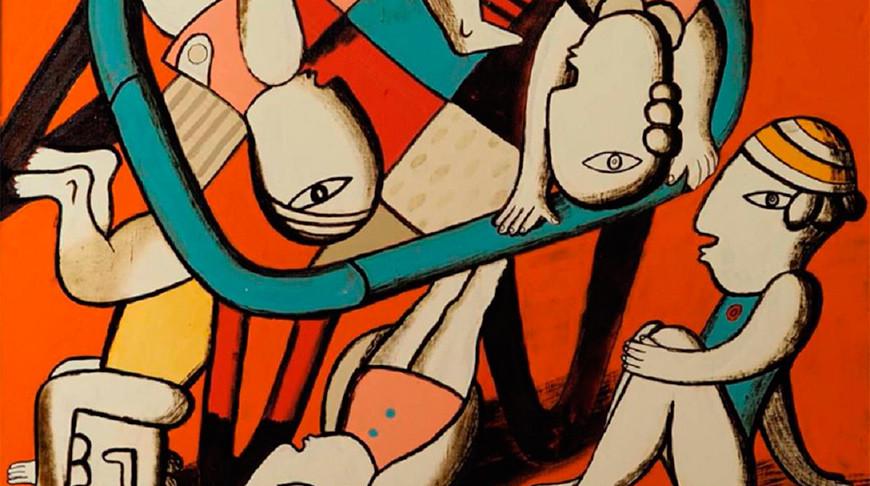 Фрагмент картины Ивана Тарасюка