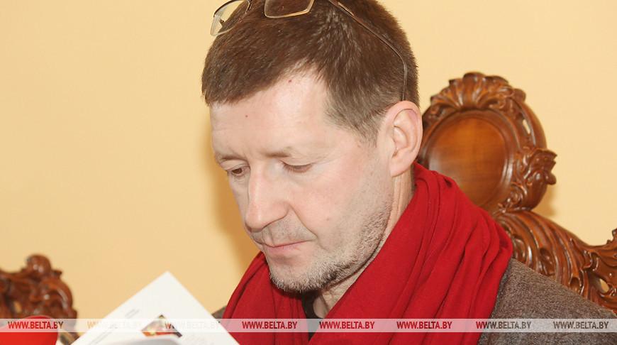 Андрей Москвин. Фото из архива
