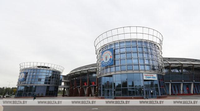 "Спортивный комплекс ""Чижовка-Арена"". Фото из архива"