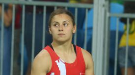 Мария Мамошук. Фото из архива