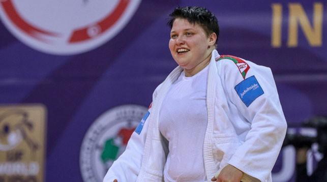 Марина Слуцкая. Фото Международной федерации дзюдо