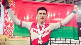 Роман Тишков. Фото Белорусской федерации велоспорта