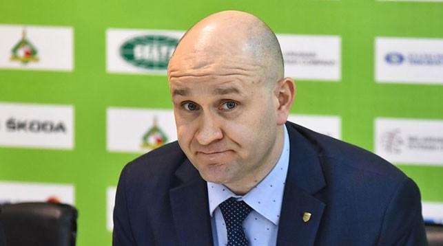 "Геннадий Савилов. Фото ""Прессбола"""