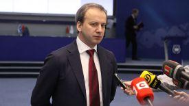 Аркадий Дворкович. Фото НОК Беларуси