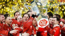 """Фрелунда"" стала чемпионом. Фото IIHF"