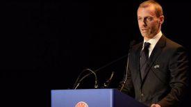 Александер Чеферин. Фото УЕФА