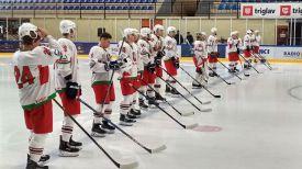Сборная Беларуси (U-25). Фото ФХБ
