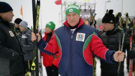 Николай Шерстнев во время соревнований. Фото Алины Гришкевич