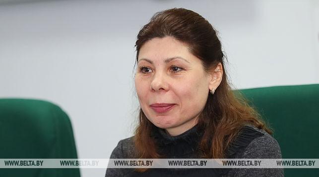 Елена Зубрилова