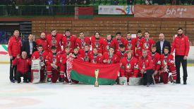 Сборная Беларуси. Фото НОК Беларуси