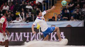 Игорь Бриштель. Фото beachsoccer.ru