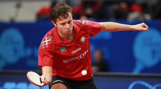 Владимир Самсонов. Фото Европейского союза настольного тенниса