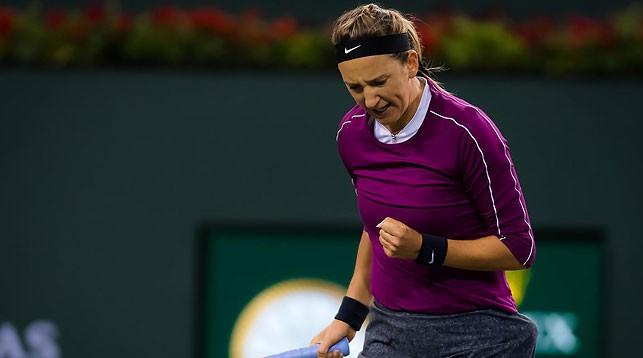 Виктория Азаренко. Фото Jimmie48 tennis photography