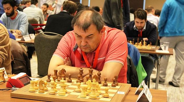 Алексей Александров. Фото официального сайта чемпионата Европы