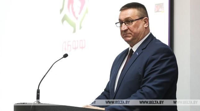 Владимир Базанов. Фото из архива