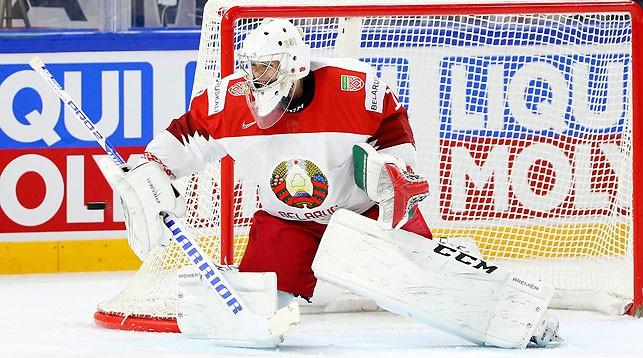 Михаил Карнаухов. Фото IIHF