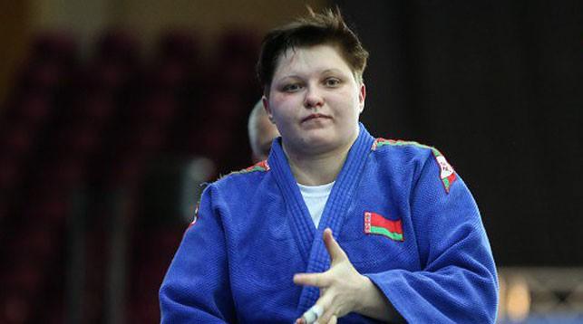 Марина Слуцкая. Фото Европейского союза дзюдо