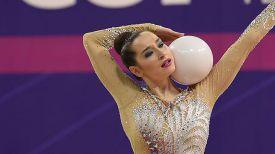 Екатерина Галкина. Фото организаторов соревнований
