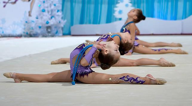 Фото из архива Белорусской федерации общеоздоровительной гимнастики