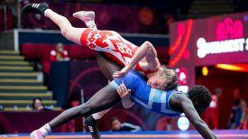 Ирина Курочкина. Фото United World Wrestling