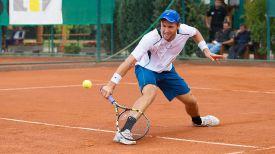 Владимир Игнатик. Фото из архива Empire Tennis Acadamy